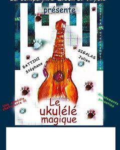 Le Ukulélé magique