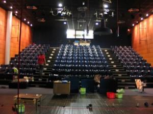 salle oiseau lyre les esterelles st-raphael frejus theatre